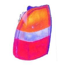 Faro fanale posteriore sx MITSUBISHI L200 96-06.01 giallo bianco rosso
