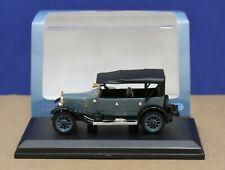 Oxford AHT001 Austin Heavy Twelve Airways Blue Mint/ Box 1:43 DB