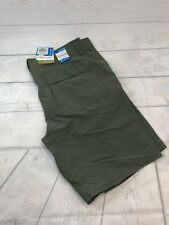 NEW Mens 40 X 10 Columbia Trail Breaker Shorts XO0064-338 Light Green