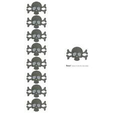 QUICKUTZ / LIFESTYLE CRAFTS SKULL & CROSSBONES  PUNCHES DIE   DC0371