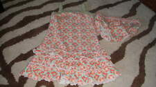 BOUTIQUE ICKY BABY 18M 18 MONTHS FLORAL DRESS SET