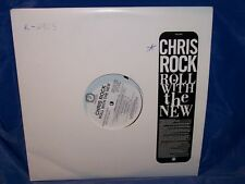 Chris Rock - Roll with the New very Rare promo 2LPs NM