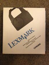 IBM/Lexmark 1319300 Black Film Ribbon Printer Ink - Fits 5204 (Lot Of 6)