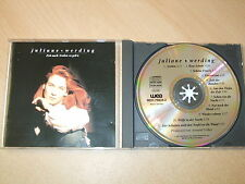 Juliane Werding - Zeit Nach Avalon Zu Geh'n (CD) 11 Tracks - Nr Mint - Fast Post