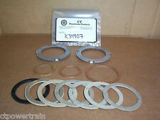 TH400 400 425 3L80 3L80HD THM400 TH425 Complete Thrust Washer Kit W- Selectives