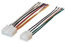 Scion Lexus Subaru Factory Radio Stereo OE Reverse Male Wire Wiring Harness Plug