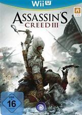 Nintendo Wii U Assassins's Creed 3 III Sehr guter Zustand