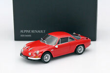 Kyosho Renault Alpine A110 1600S Red 1/18
