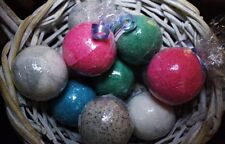 LOT Of 10 Wholesale Bath Bombs, Bulk Gifts, Christmas Present, Stocking Fillers