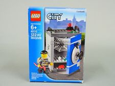 LEGO City MONEY BOX SAFE W/ MINIFIG #40110  #oa3