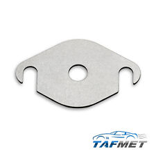 46A. EGR valve blanking plate for Citroen C5 Peugeot 406 607 2.2 HDI DW12 TED4