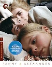 Fanny and Alexander Blu-ray The Criterion Collection 3 Disc