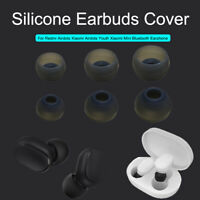 3 Pairs Silicone Ear Tips Earbuds Cover For Redmi Airdots Xiaomi Airdots Youth