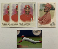 2019 Topps Allen and Ginter #65 Ozzie Smith Cardinals Lot Of 5 2020 Stadium Club