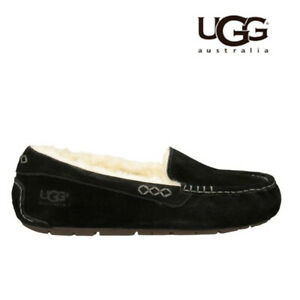 UGG CLASSIC 3312 1106878 ANSLEY BLACK 3312-BLK 1106878-BLK SALE WOMEN