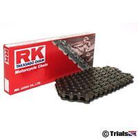 RK Black 415 Pitch Chain - 130 Links - Split Link Included