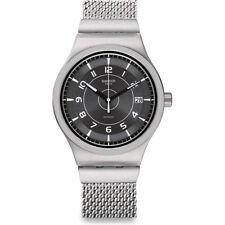 Orologio Swatch SISTEM NUGGET IRONY YIS418MA AUTOMATICO watch uomo MAGLIA MILANO