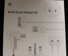 Apple - World Travel Adapter Kit for Select Apple Devices - White