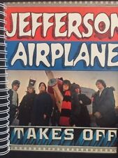 for the Jefferson Airplane Takes Off Grace Slick fan / Album Cover Notebook