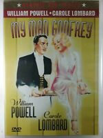 My Man Godfrey DVD - William  Powell - Carole Lombard - Special Features