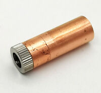 Copper Housing for Laser Diode TO5/9mm/Laser Diode blank module With Acryliclens