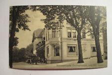 Ansichtskarte Oerlinghausen Teuteborger Wald Hotel Stadt Bremen 1916 Feldpost