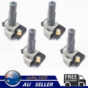 4x Ignition Coil 22433-AA540 for Subaru Forester Impreza WRX STi Liberty FK0186