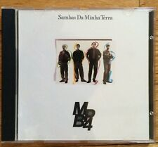 MPB4 - Samba Da Minha Terra Música Popular Brasileira 4 © 1991 Som Livre CD