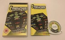 Midway Arcade Treasures Sony PSP PlayStation Portable Complete PAL Rampage