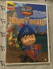 Mike The Knight - The Mighty Shield (DVD, 2014, Brand New)
