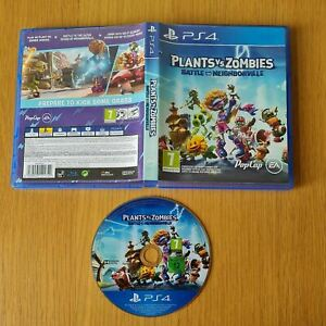 PLANTS VS ZOMBIES: BATTLE FOR NEIGHBORVILLE PLAYSTATION 4 PS4 PAL GAME COMPLETE
