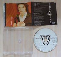 RARE CD EARTH SONG 2 REMIX + MEGAMIX MICHAEL JACKSON MAXI SINGLE 5 TITRES