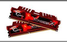 G.SKILL RIPJAWS X 8GB DDR3 1600Mhz PC12800 Heatsink DESKTOP RAM 2x 4GB