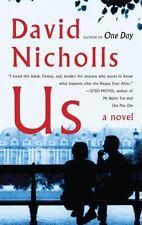 Us by David Nicholls (2015, Paperback)