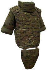 "Body Armor Plate Carrier Modular Vest MOLLE ""Shark"" Digital Ukraine"
