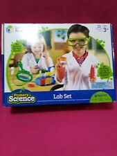 Learning Resources Primary Science Lab Activity Set. Factory Sealed