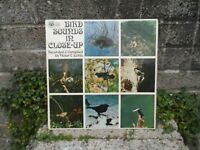 Bird sounds in close up - Victor Lewis - Vintage vinyl record LP