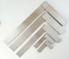"""12"""" (50mm) STEEL TRY SQUARE PRECISION RIGHT ANGLE MEASURE Engineer's Tool"""