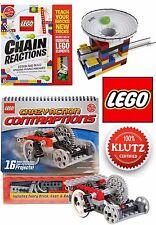 Klutz Lego Crazy Action Contraptions Children Acti | Doug Stillinger Pat Murphy