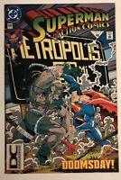 Action Comics 684 3rd print DC Universe DCU Variant Doomsday 1992