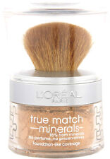 L'Oreal True Match Minerals Foundation - W5 Golden Sand - NEW!