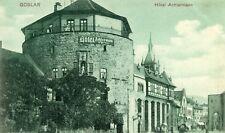 Germany AK Goslar - Hotel Achtermann 1905 sepia postcard