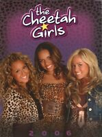 CHEETAH GIRLS 2006 THE PARTY'S JUST BEGUN TOUR CONCERT PROGRAM BOOK / NMT 2 MINT
