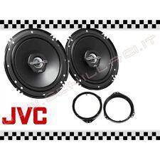 Coppia casse JVC + supporti OPEL Astra G 98 16,5cm altoparlanti