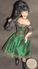 1:12 Doll Black Woman Chicken Ranch Bordello Dollhouse Miniature #6022 Thomas