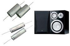 YAMAHA NS-6490 Speakers Upgrade Kit -Set of 4 Crossover Polypropylene Capacitors