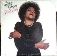 Shirley Caesar - First Lady Lp Vinyl Gospel