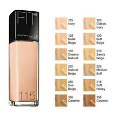 MAYBELLINE FIT ME FOUNDATION 135 Creamy Natural Free Shipping