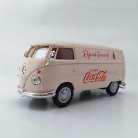 Coca-Cola '62 Volkswagen Cargo Van (1:43 Scale) - BRAND NEW