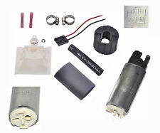 New Walbro GSS341 255LPH High PSI & Flow Fuel Pump & Universal Installation Kit